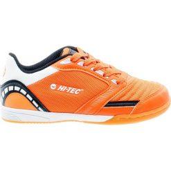 Hi-tec Buty juniorskie Nesi Jr Orange/Black/White/Silver r. 32. Białe buty sportowe chłopięce Hi-tec. Za 102,40 zł.