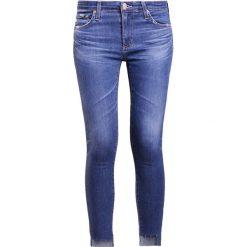 Boyfriendy damskie: AG Jeans Jeansy Slim Fit blue