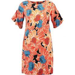 Sukienki: Dorothy Perkins FLORAL SHIFT Sukienka letnia orange