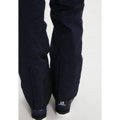 8848 Altitude POPPY Spodnie narciarskie navy. Niebieskie bryczesy damskie 8848 Altitude, z elastanu, narciarskie. W wyprzedaży za 587,30 zł.