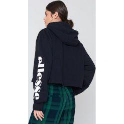Bluzy rozpinane damskie: Ellesse Bluza z kapturem Michelina - Black