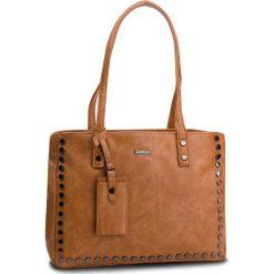 Torebka WITTCHEN - 87-4Y-561-4 Brązowy. Brązowe torebki klasyczne damskie Wittchen, ze skóry ekologicznej. W wyprzedaży za 209,00 zł.