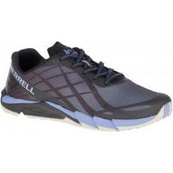 Buty do biegania damskie: Merrell Buty Do Biegania Bare Access Flex Black Metalelic Lilac 4 (37)