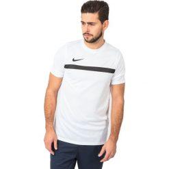 Nike Koszulka męska Academy Short-Sleeve biała r. M (725932 100). Białe t-shirty męskie marki Nike, m. Za 57,99 zł.
