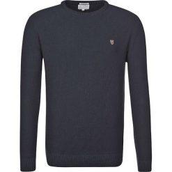 Knowledge Cotton Apparel Sweter blue. Niebieskie swetry klasyczne męskie Knowledge Cotton Apparel, m, z bawełny. Za 389,00 zł.