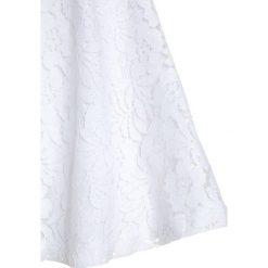 Sukienki dziewczęce: Polo Ralph Lauren DRESS Sukienka koktajlowa white