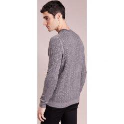 BOSS CASUAL KOOLEY Sweter light/pastel grey. Szare kardigany męskie BOSS Casual, m, z bawełny. W wyprzedaży za 405,30 zł.