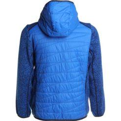 CMP BOY FIX HOOD HYBRID JACKET  Kurtka Outdoor zaffiro. Niebieskie kurtki chłopięce przeciwdeszczowe CMP, z materiału, sportowe. Za 209,00 zł.