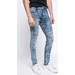 Sublevel - Jeansy. Niebieskie jeansy męskie slim marki House. W wyprzedaży za 99,90 zł.