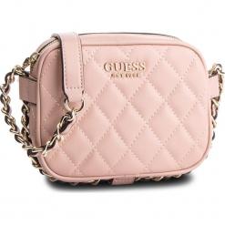 Torebka GUESS - HWVG71 75690 CAO. Czerwone torebki klasyczne damskie Guess, z aplikacjami, ze skóry ekologicznej. Za 449,00 zł.