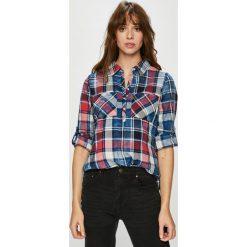 Haily's - Bluzka Fabiola. Szare bluzki z odkrytymi ramionami Haily's, l, z bawełny, casualowe, z krótkim rękawem. Za 119,90 zł.