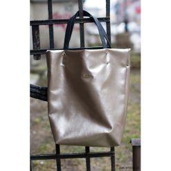 Torebki klasyczne damskie: Shoper Bag Gold