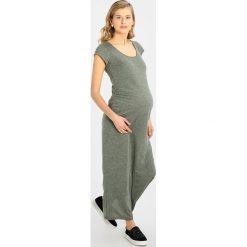 Długie sukienki: MAMALICIOUS MLNELLA MAXI DRESS Długa sukienka thyme melange