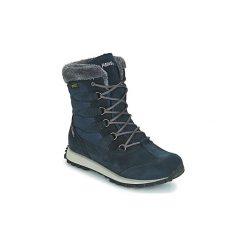 Śniegowce Meindl  CRISTALLO LADY II GTX. Czarne buty zimowe damskie marki Cropp. Za 703,20 zł.