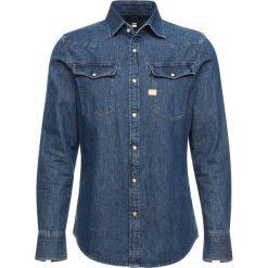 GStar Koszula blue denim. Niebieskie koszule męskie marki G-Star, m, z bawełny. Za 369,00 zł.