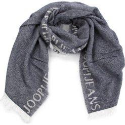 Szal JOOP! - JEANS Lambros 10006261 405. Białe szaliki damskie JOOP!, z jeansu. Za 349,00 zł.
