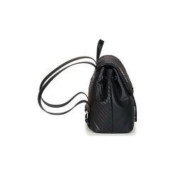 Plecaki Love Moschino  MOMIL. Czarne plecaki damskie marki Love Moschino. Za 989,00 zł.