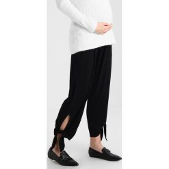 Spodnie dresowe damskie: 9Fashion TERIS Spodnie treningowe black