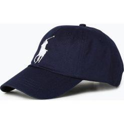 Polo Ralph Lauren - Męska czapka z daszkiem, niebieski. Niebieskie czapki z daszkiem męskie marki Polo Ralph Lauren, sportowe. Za 199,95 zł.