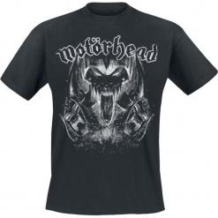 Motörhead Warpig T-Shirt czarny. Czarne t-shirty męskie Motörhead, l. Za 74,90 zł.