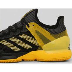 Buty trekkingowe męskie: adidas Performance ADIZERO UBERSONIC 2 CLAY Obuwie do tenisa Outdoor black