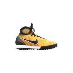 Buty do piłki nożnej Nike  JR Magistax Proximo II DF TF 843956 801. Brązowe buty skate męskie Nike, do piłki nożnej. Za 380,10 zł.