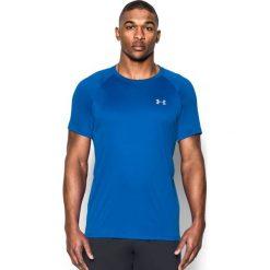 Koszulki sportowe męskie: Under Armour Koszulka męska Run Short Sleeve T-Shirt Blue Marker r. M (1289681789)