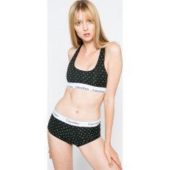 Calvin Klein Underwear - Figi Boyshort. Różowe figi marki Calvin Klein Underwear, l, z dzianiny. Za 89,90 zł.