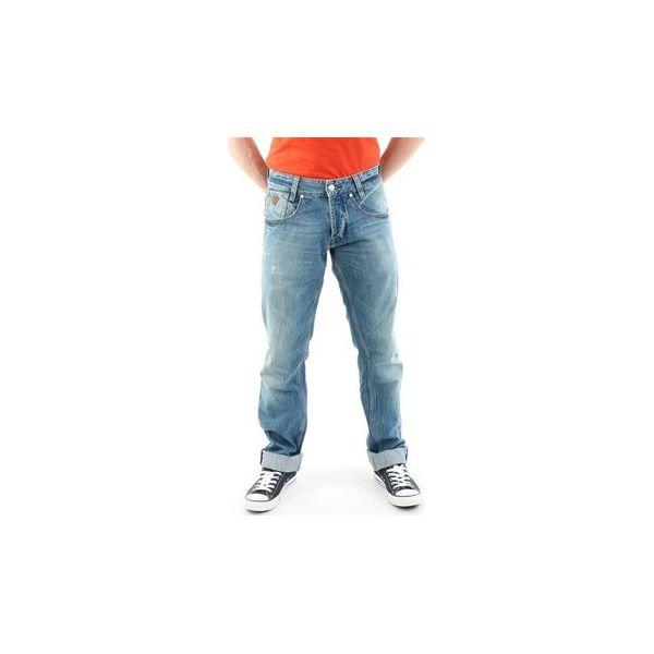 46c2835e20ba0 Jeansy męskie Guess - Promocja. Nawet -50%! - Kolekcja wiosna 2019 -  myBaze.com