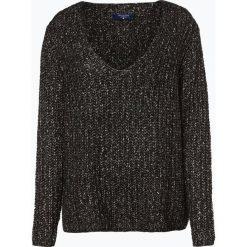 Aygill's - Sweter damski, czarny. Czarne swetry klasyczne damskie Aygill's Denim, s, z denimu. Za 219,95 zł.