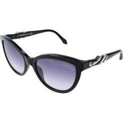 """Okulary przeciwsłoneczne damskie: Okulary przeciwsłoneczne """"RC878S"""" w kolorze czarnym"""