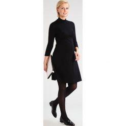 ISABELLA OLIVER KENNETT  Sukienka z dżerseju caviar black - 2