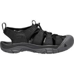 Sandały męskie: Keen Sandały męskie Newport Eco Black/Magnet r. 44 (1018803)