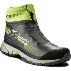 Buty COLUMBIA - Mountain Masochist IV OutDry Extreme BM4645 Black/Bright Green 010. Szare buty do biegania męskie marki Columbia, z dzianiny. W wyprzedaży za 519,00 zł.