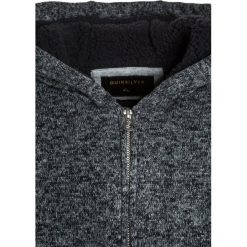 Swetry dziewczęce: Quiksilver KELLER Kardigan dark grey heather