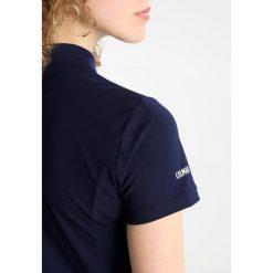 Colmar REVENGE Koszulka polo navy. Niebieskie bluzki sportowe damskie Colmar, xs, z elastanu, polo. W wyprzedaży za 407,20 zł.