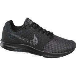 Buty damskie Nike Downshifter 7 NIKE czarne. Czarne buty do biegania damskie Nike, z gumy, nike downshifter. Za 219,90 zł.