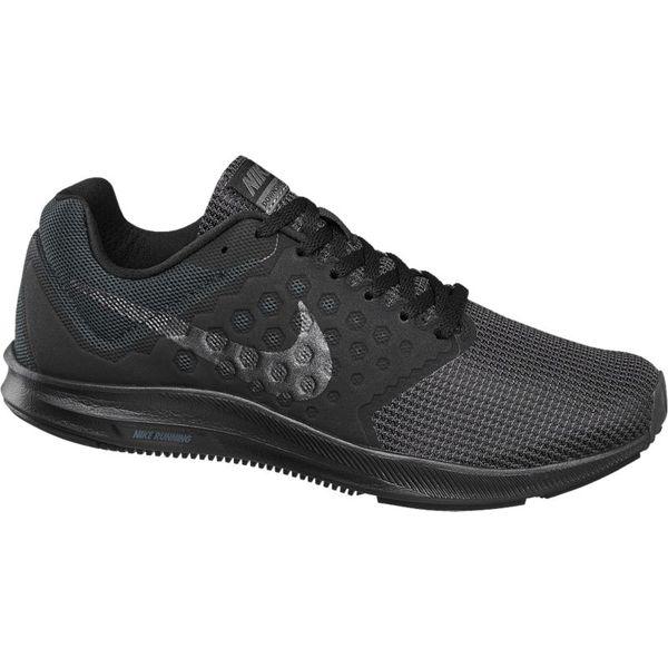 brand new d0158 1cc6e buty damskie Nike Downshifter 7 NIKE czarne - Czarne buty sportowe damskie  marki Nike, z gumy, trekkingowe, nike downshifter. Za 219,90 zł.