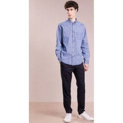 Koszule męskie na spinki: J.CREW MIDWEIGHT Koszula indigo