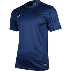 Nike Koszulka męska Park V granatowa r. S (448209 410). Niebieskie koszulki sportowe męskie marki Nike, m. Za 56,97 zł.