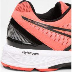 ASICS GELDS TRAINER 23 Obuwie do biegania treningowe flash coral/black/coralicious. Czarne buty do biegania damskie marki Asics. W wyprzedaży za 434,25 zł.