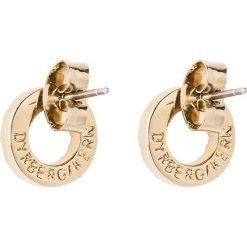 Kolczyki damskie: Dyrberg/Kern KORO  Kolczyki shiny goldcoloured