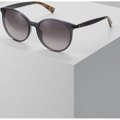 Max Mara LIGHT  Okulary przeciwsłoneczne grey. Szare okulary przeciwsłoneczne damskie aviatory Max Mara. W wyprzedaży za 583,20 zł.