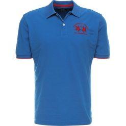 La Martina MIGUEL Koszulka polo classic blue. Niebieskie koszulki polo La Martina, m, z bawełny. Za 419,00 zł.