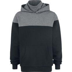 RED by EMP Heathen Bluza z kapturem czarny/szary. Brązowe bluzy męskie rozpinane marki SOLOGNAC, m, z elastanu. Za 164,90 zł.