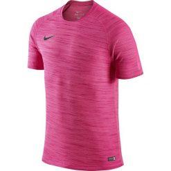 Nike Koszulka męska Flash Cool SS Top EL różowa r. S (688373 616). Fioletowe koszulki sportowe męskie marki KIPSTA, m, z elastanu, z długim rękawem, na fitness i siłownię. Za 200,00 zł.