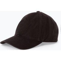 Czapki z daszkiem męskie: Marc O'Polo - Męska czapka z daszkiem, czarny