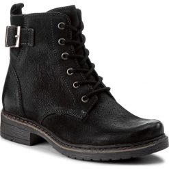 Botki LASOCKI - WI23-ROBERTA-16 Czarny. Czarne buty zimowe damskie Lasocki, z materiału. Za 199,99 zł.
