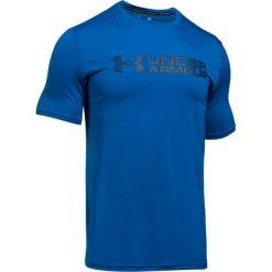 Under Armour Koszulka męska Raid Graphic niebieska r. L (1292648-789). Niebieskie koszulki sportowe męskie Under Armour, l. Za 140,10 zł.