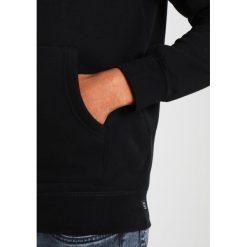 Bejsbolówki męskie: HUF OUTLINE BOX LOGO  Bluza z kapturem black